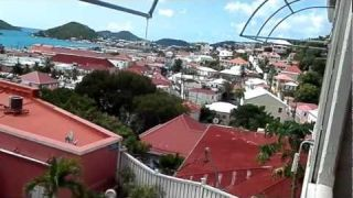 St. Thomas Virgin Island tour of Hotel 1829